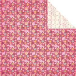 Summer Breeze Double-Sided Cardstock 12X12 Grow