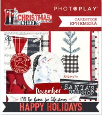 Christmas Cheer - Ephemera Pack