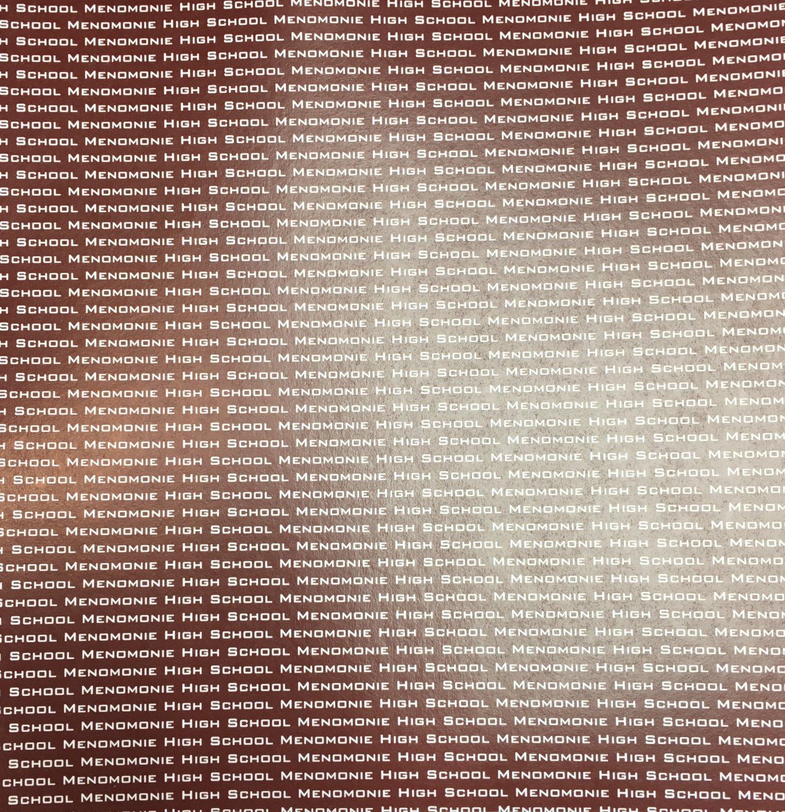 MENOMONIE MUSTANGS REPEAT 12x12