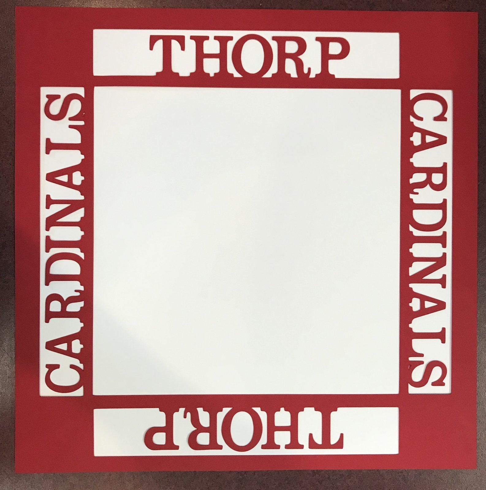 Thorp Cardinals Overlay
