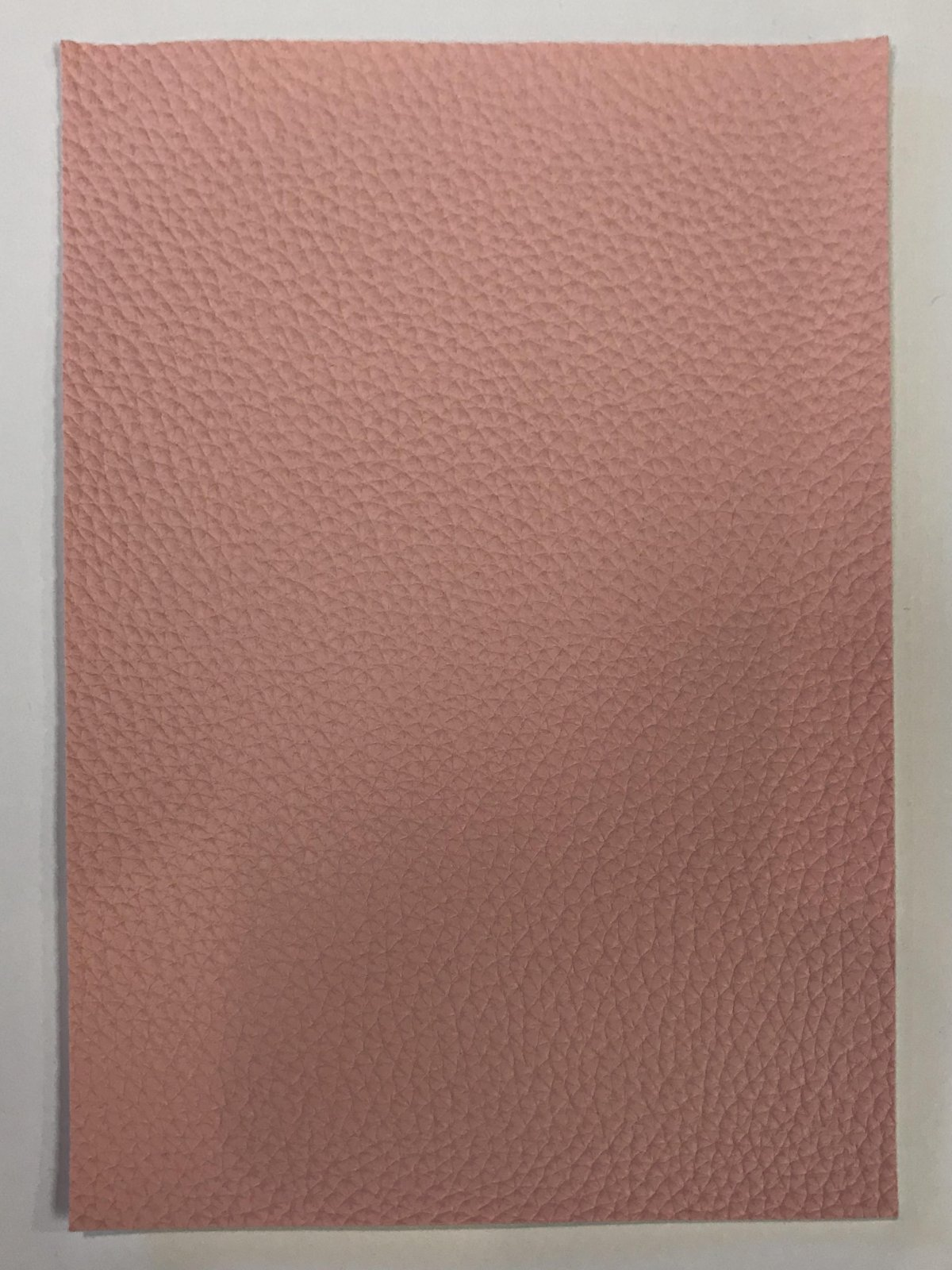 FAUX LEATHER - PALE PINK