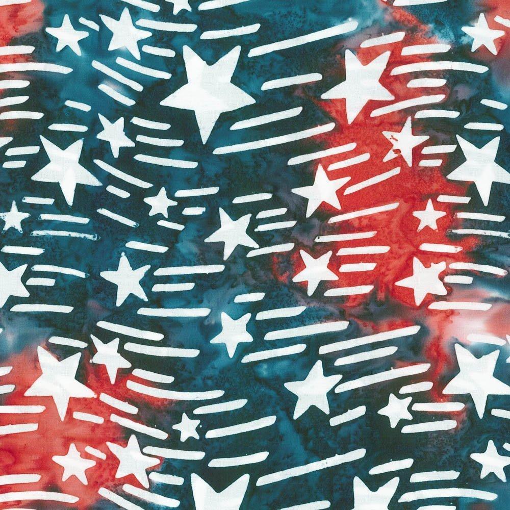 USA Batik Stars