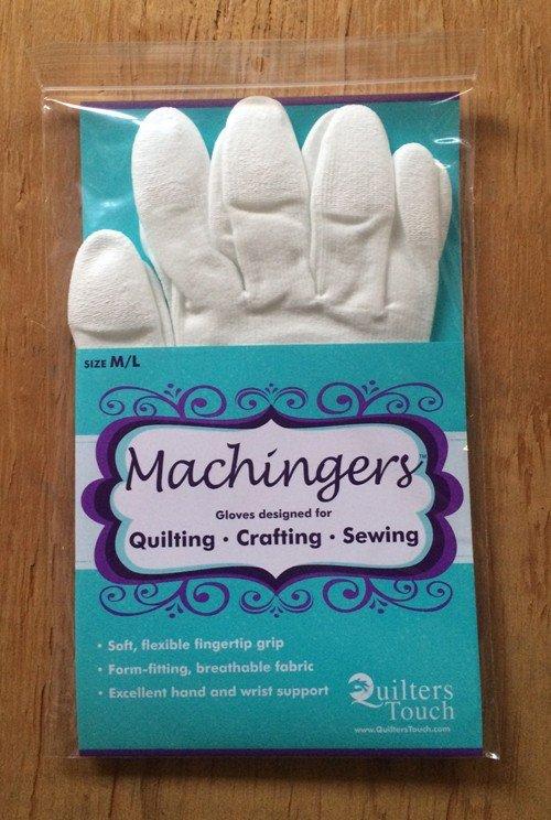 Machingers Quilting Glove Medium Large