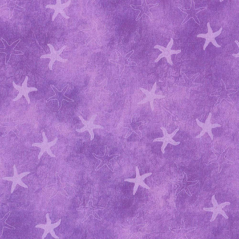 Mauve Starfish