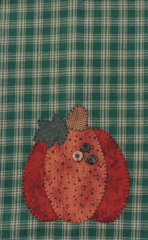(TWBP05) Pumpkin Patternlet