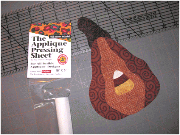 (BTDAPS209 )   Applique Pressing Sheet- 18x20