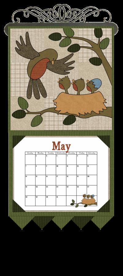 Calendar Extender Design : Project extender pack of