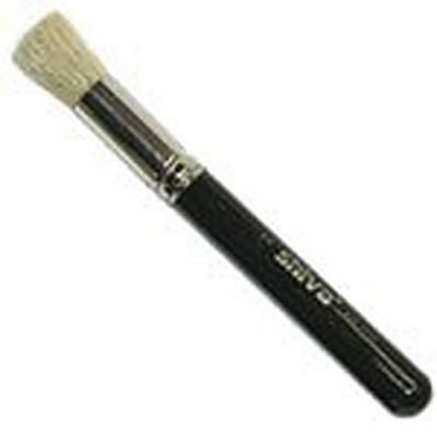 (BR-7652B )   3/4 inch Shiva Stencil Brush