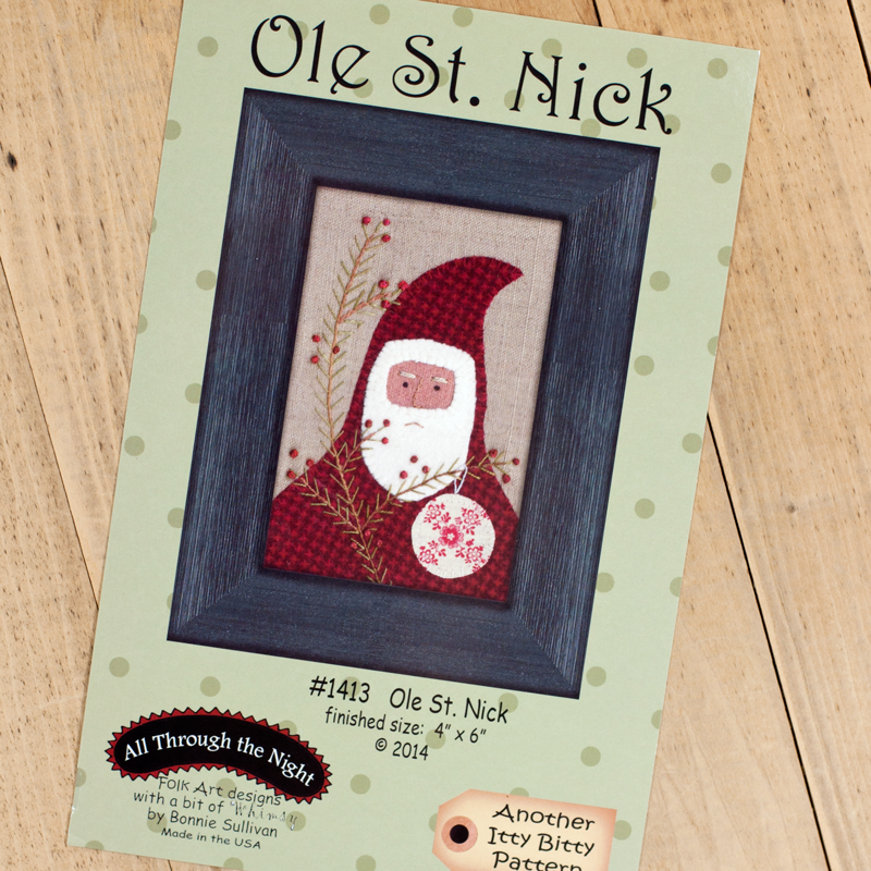 (CHK-ATN1413)  Ole St Nick
