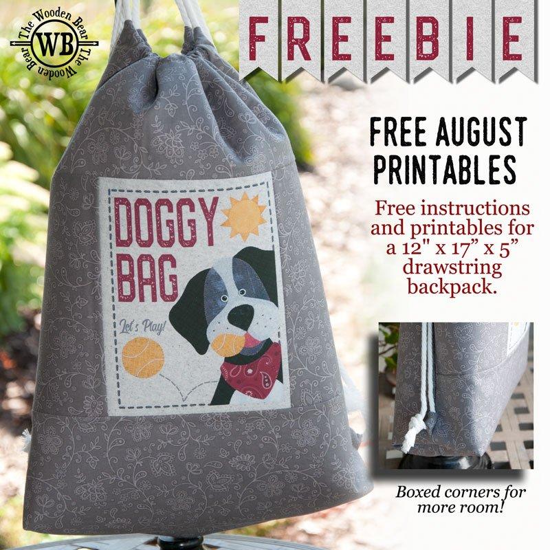 FREEBIE August Printable
