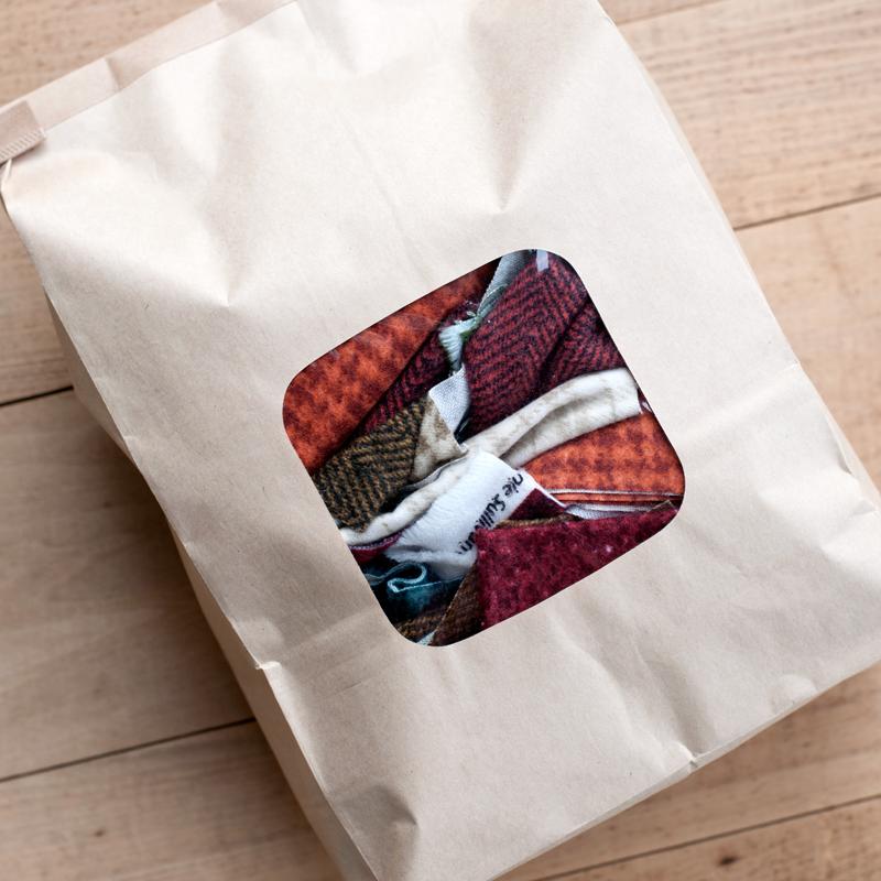 (FLANBAG) Flannel Grab Bags