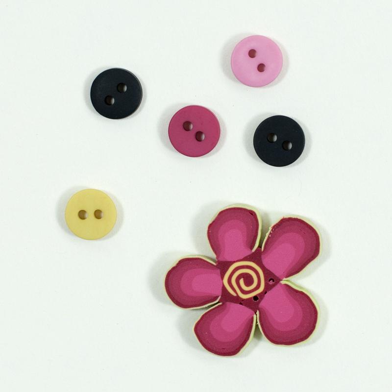 (JABC-10054.G)   Be Foxy Pincushion Button Pack