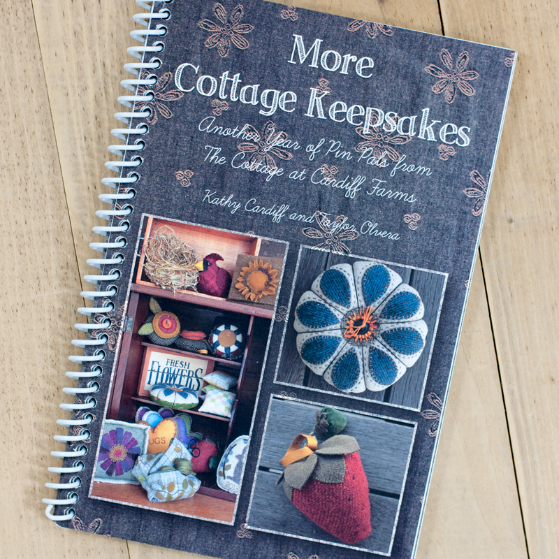 (CHK-CCFB005)   More Cottage Keepsakes