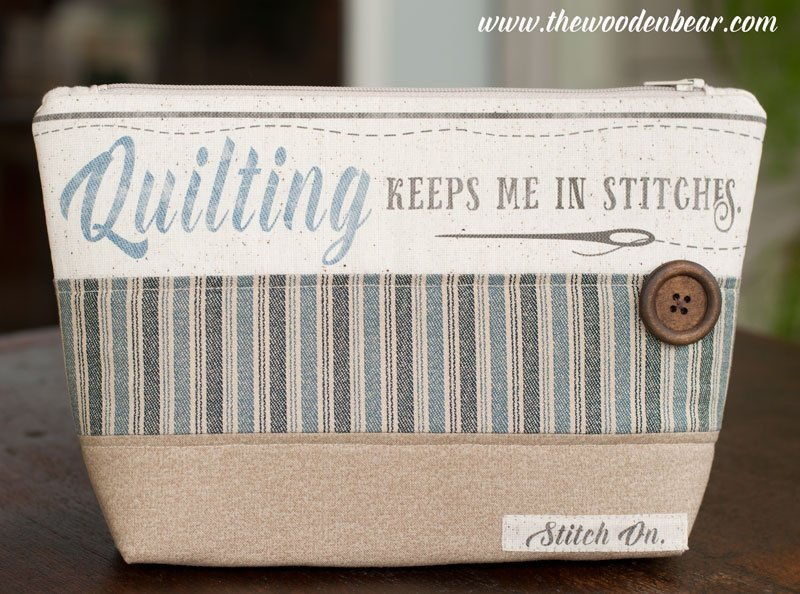 (TWBC01-D)   Quilting Keeps Me in Stitches- Theme