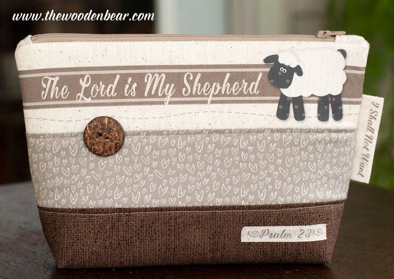 (TWBC05-D)   The Lord Is My Shepherd- Osnaburg Theme