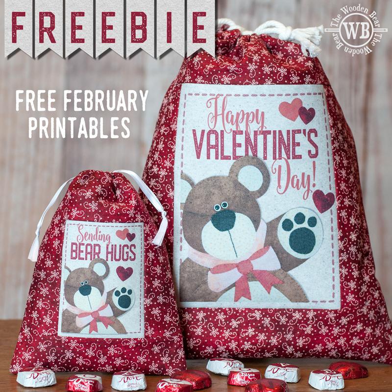 FREEBIE February Printable