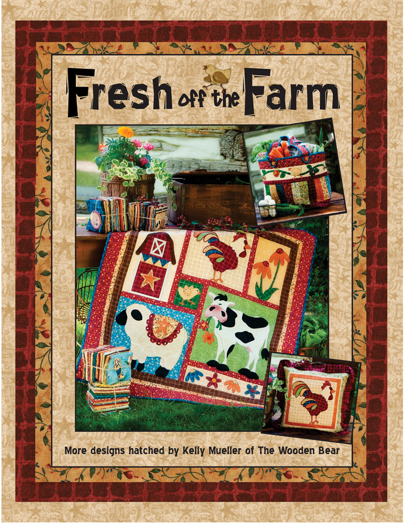 (TWBB02)   Fresh off the Farm Book