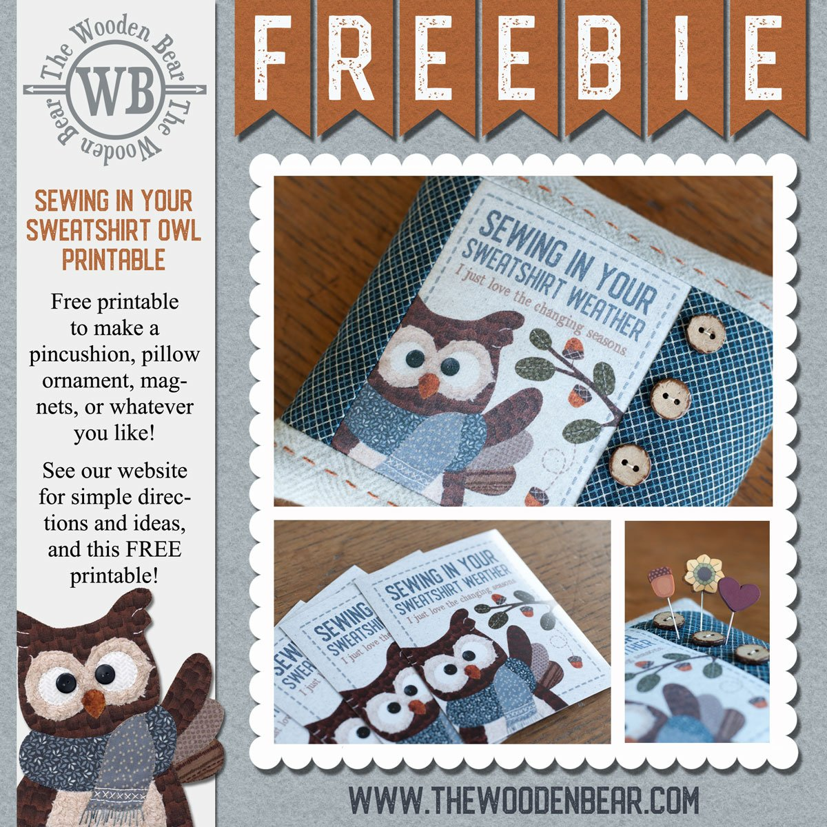 FREEBIE September Printable