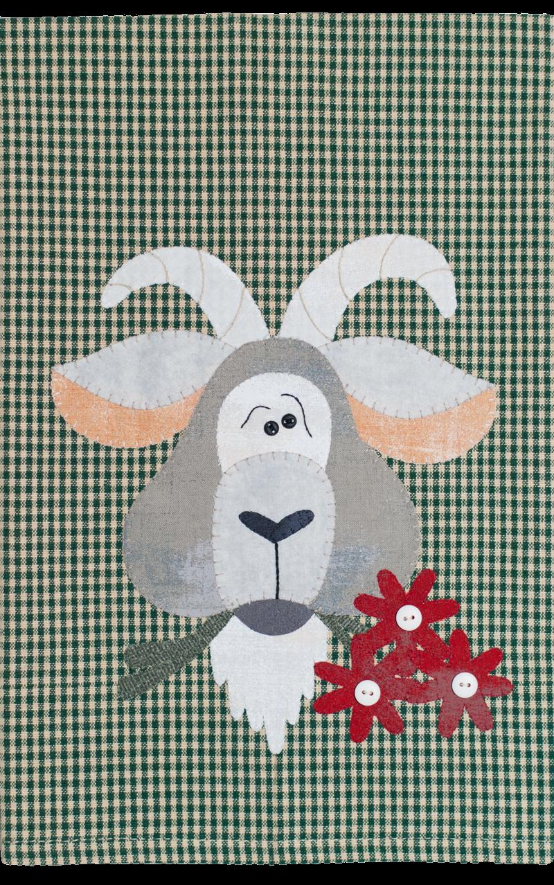 (TWBP35) Goat Patternlet