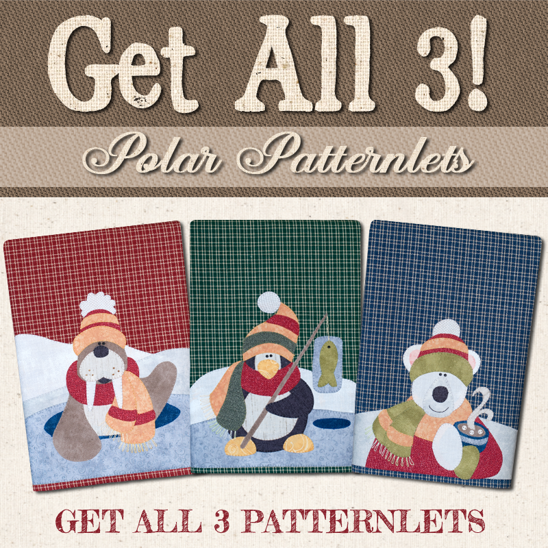 (BUNDLE-Polar)   Polar Patternlets Group