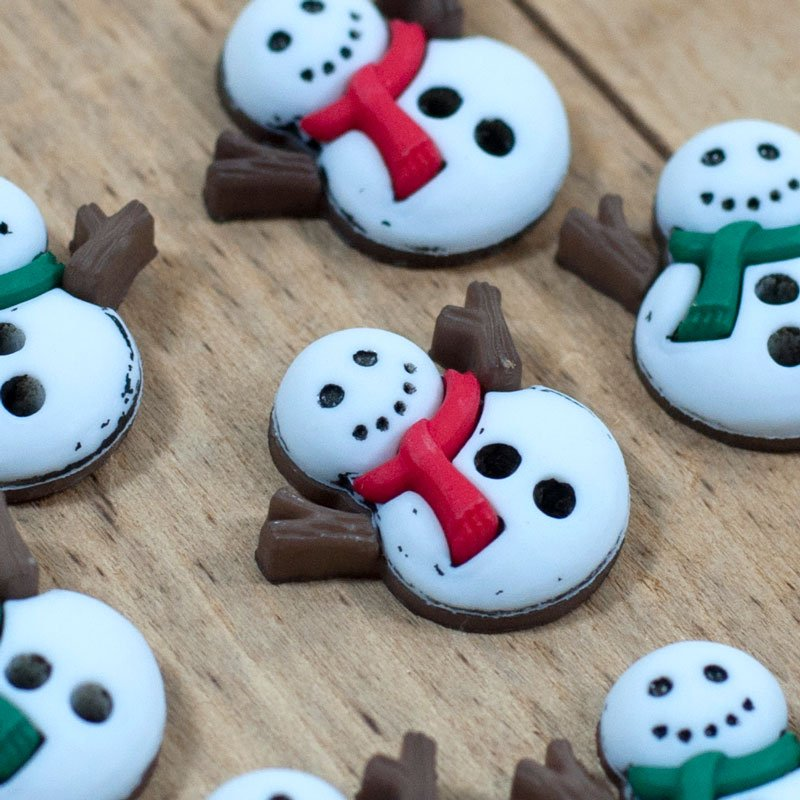 (JJB-7494)   Sew Cute Snowmen
