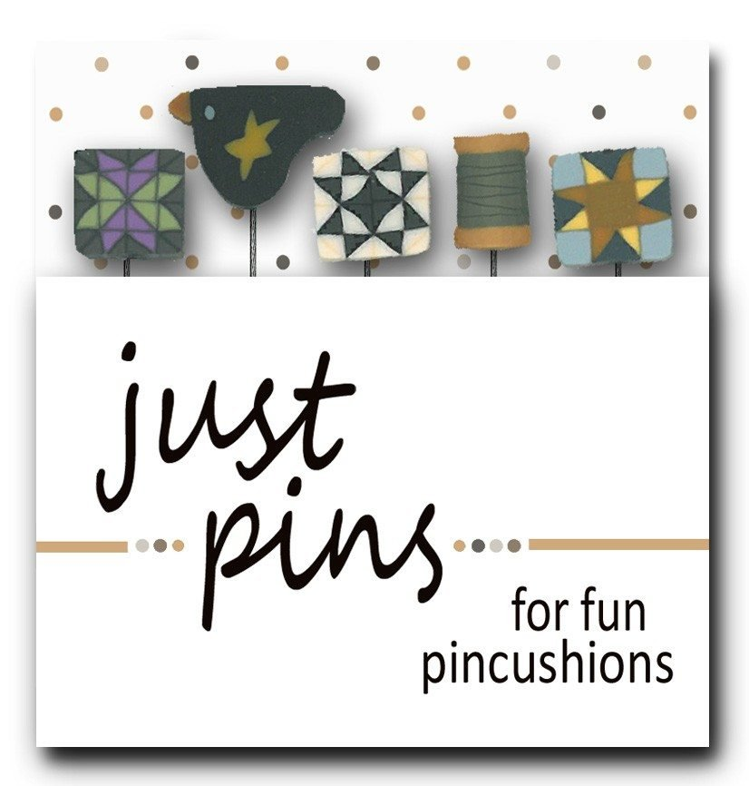 (JABC-JP111)   Just Pins- Around the Block