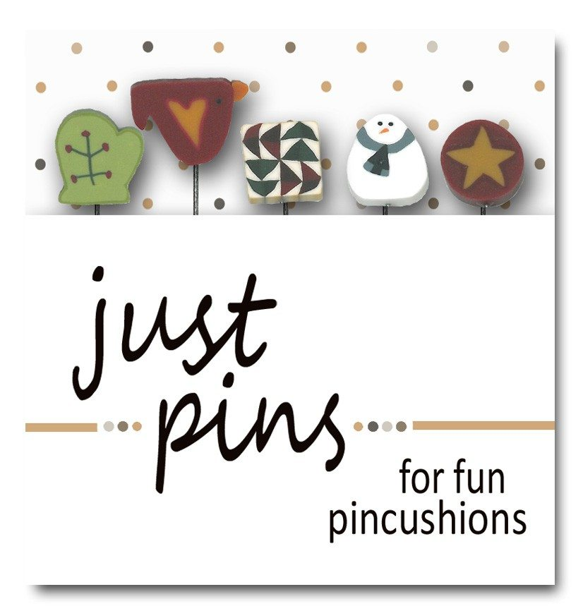 (JABC-JP202)   Just Pins- Pine Tree Pins