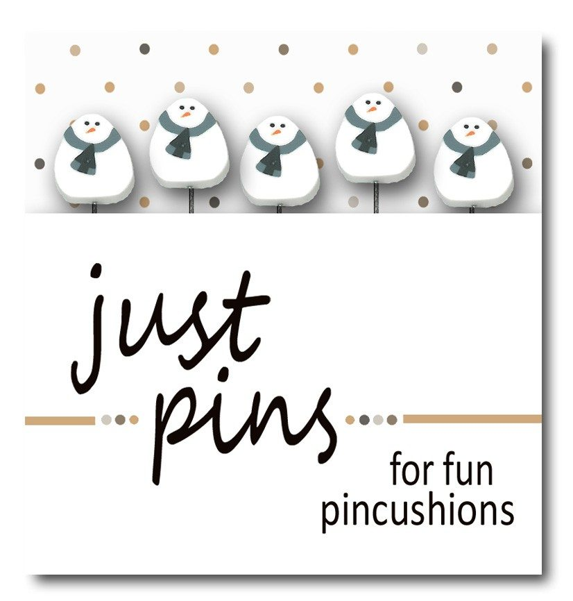 (JABC-JP542)   Just Pins- Just Frosty