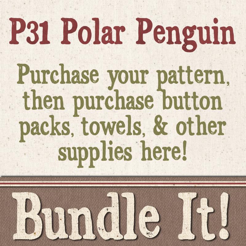 (BUNDLE-P31)   Bundle It for P31 Polar Penguin