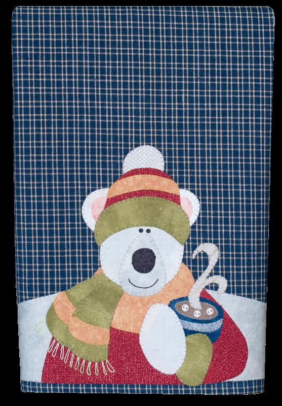 (TWBP32)   Polar Bear Patternlet