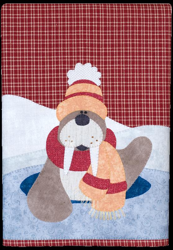 (TWBP30)   Polar Walrus Patternlet