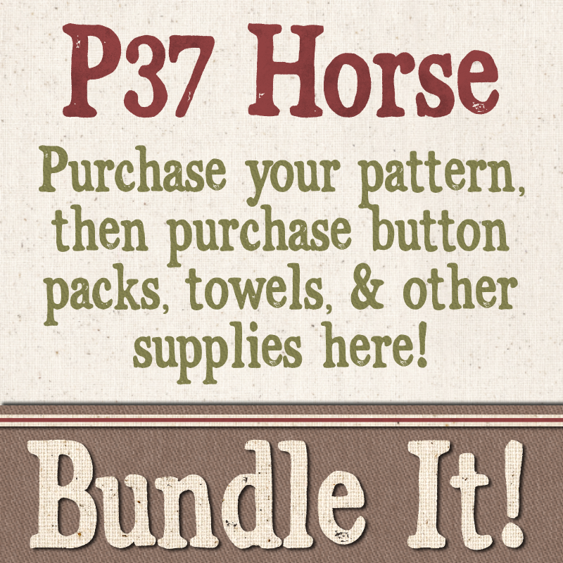 (BUNDLE-P37)   Bundle It for P37 Horse