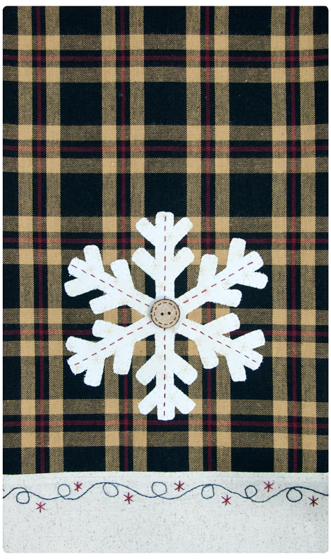 (TWBP39) Snowflake Patternlet