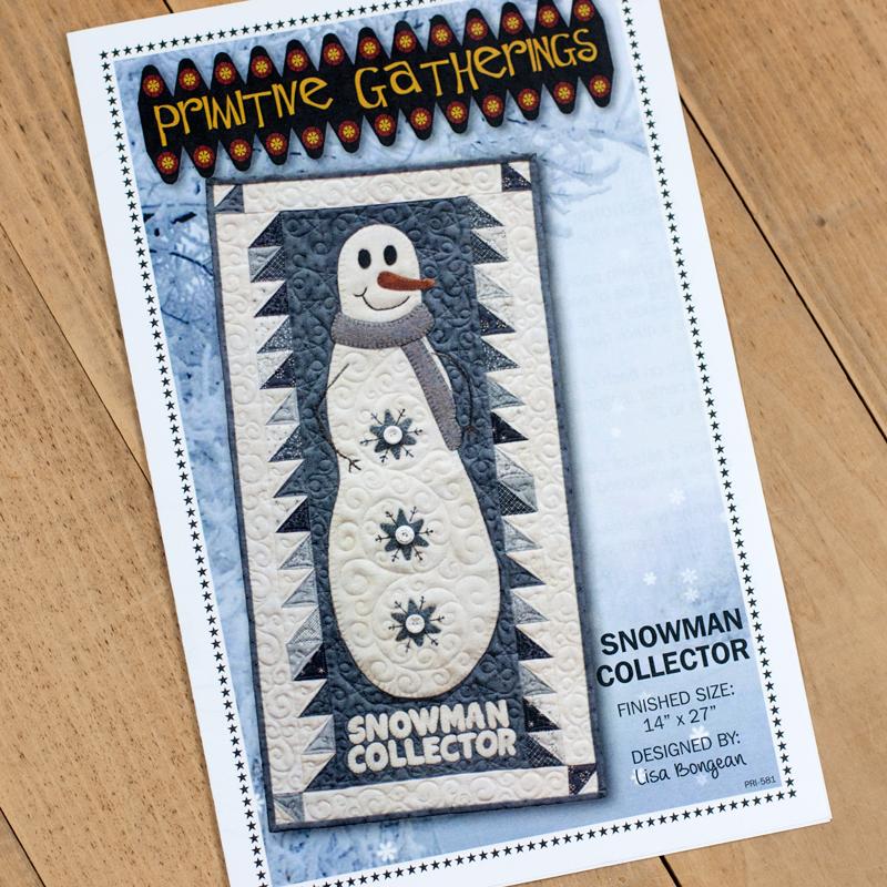 (CHK-PRI581)   Snowman Collector