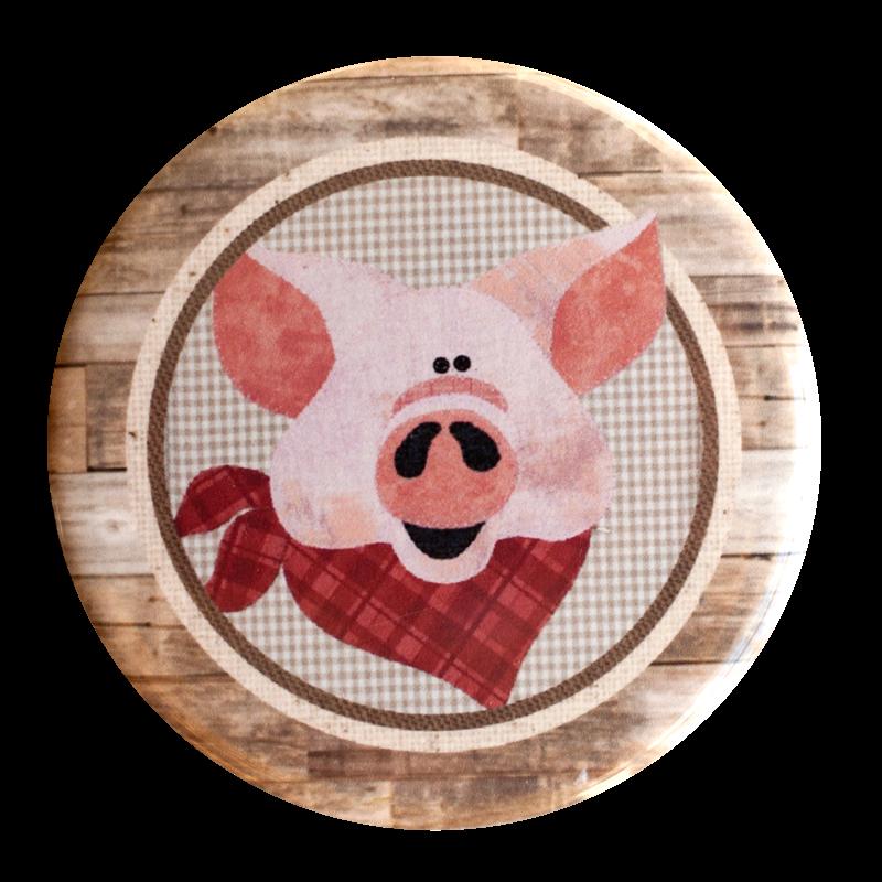 (TWBMPig)   Pig Magnet