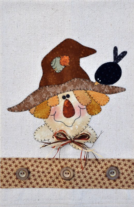 (TWBP25) Happy Scarecrow Patternlet
