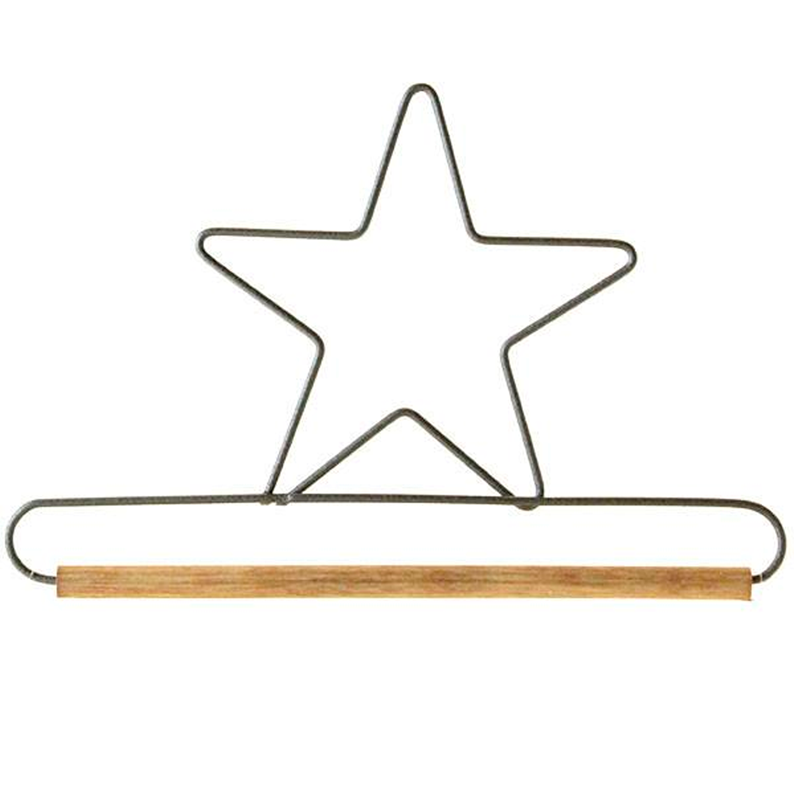 (ACK-66117)   6 Inch Star Hanger