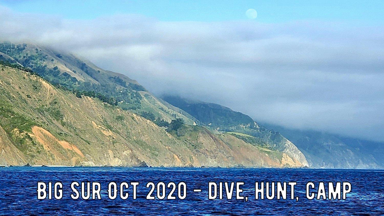 Big Sur Camp and Dive