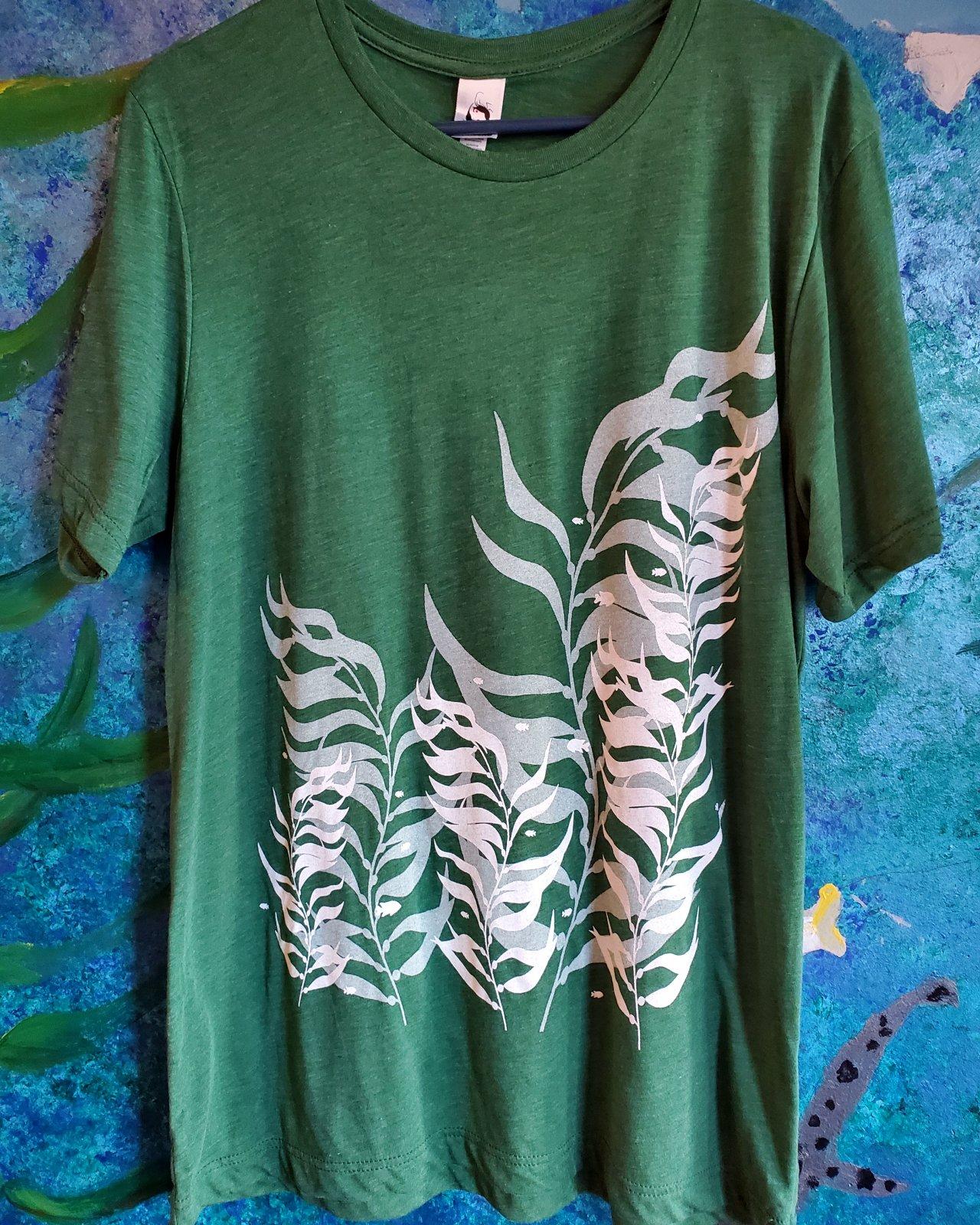 ASU Prawno Kelp Shirt Green