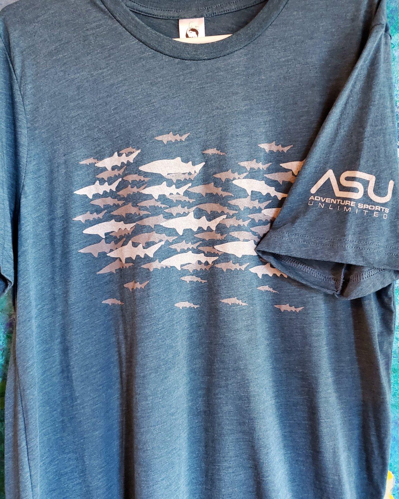 ASU Prawno Shark Shirt Size Large