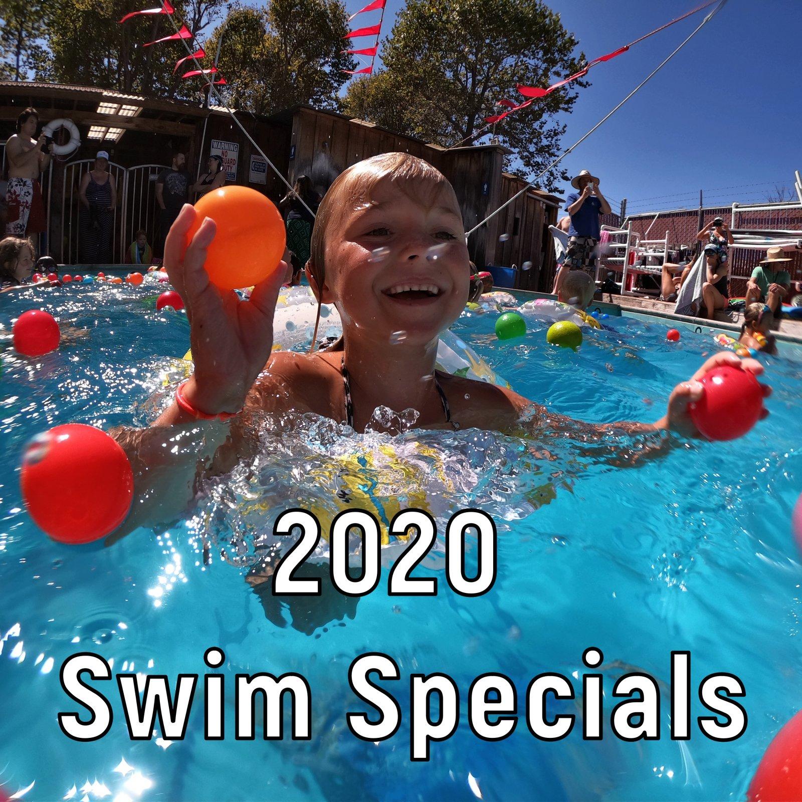 Swim Specials 2020