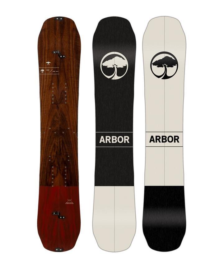 Arbor Coda Splitboard