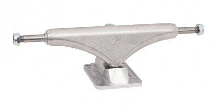 Polished Silver Standard Bullet 140mm Skateboard Trucks
