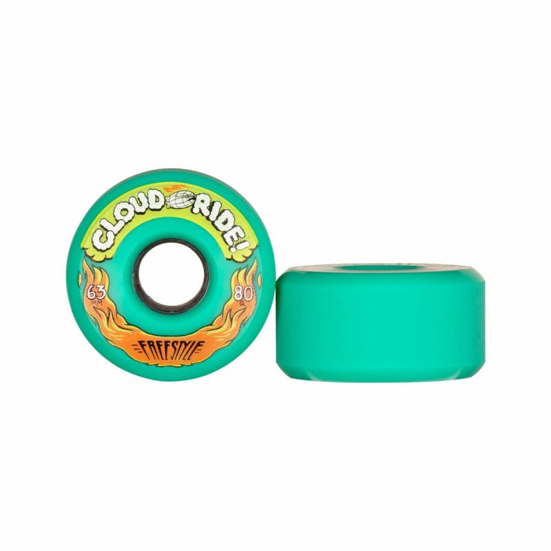 CLOUD RIDE 63MM 80A FREESTYLES