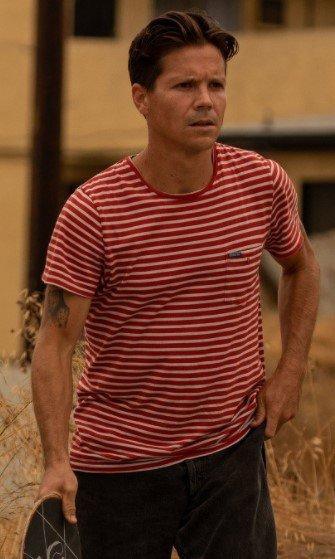 BAKERVCA Striped T-Shirt
