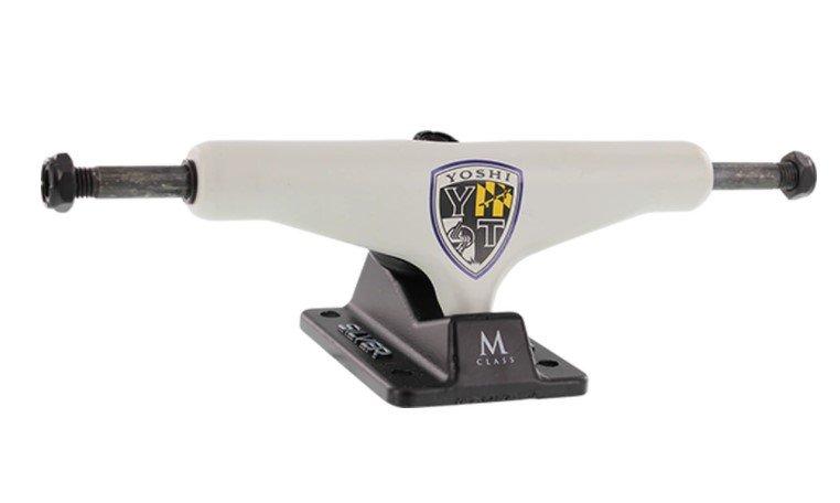 Silver M-Class Hollow Yoshi 7.75