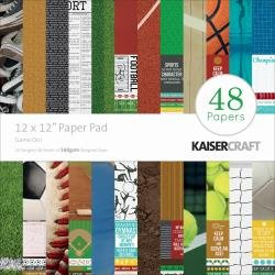 Game On! Paper Pad-Discontinued*