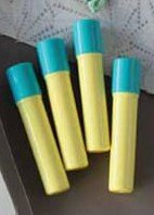 QS Select Fabric Glue Stick Refills, yellow