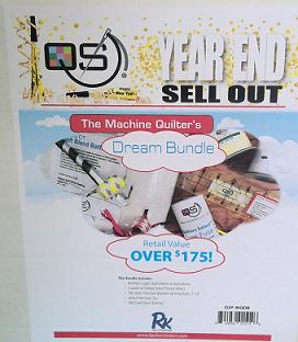 QS Machine Quilters Dream Bundle