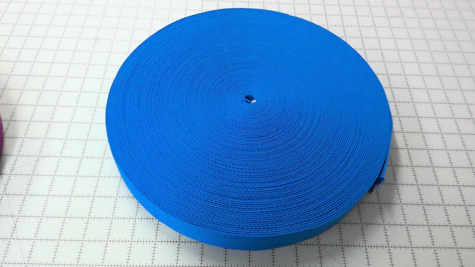 1 1/2 in. Blue Webbing